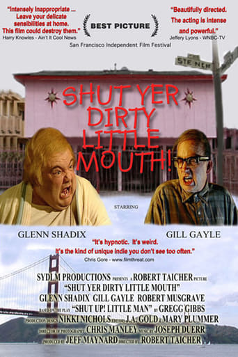 Poster of Shut Yer Dirty Little Mouth