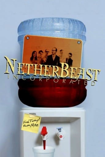 Poster of Netherbeast Incorporated