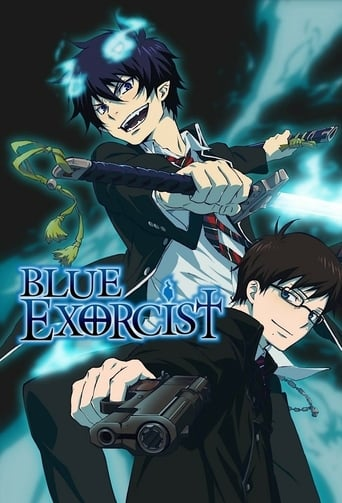 Poster of Blue Exorcist