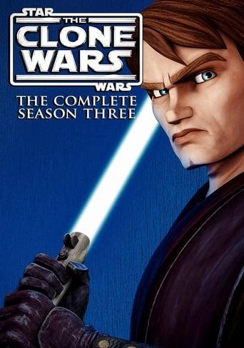 How old was Liam Neeson in season 3 of Star Wars: The Clone Wars