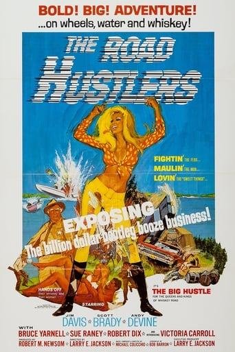 Poster of The Road Hustlers
