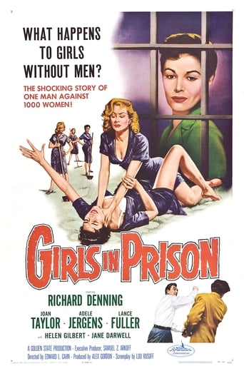 Poster of Girls in Prison