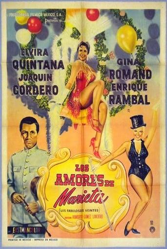 Poster of Los amores de Marieta (los fabulosos 20s)
