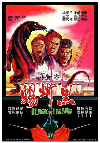 Poster of The Black Lizard