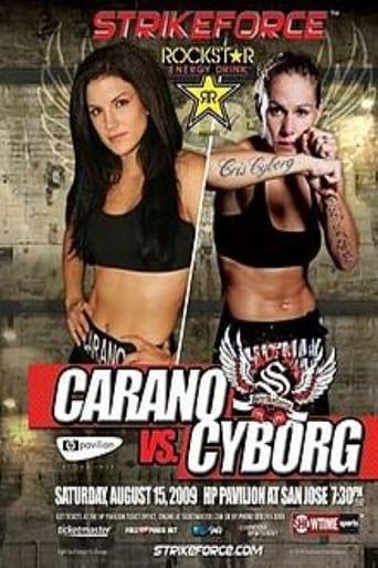 Poster of Strikeforce: Carano vs. Cyborg