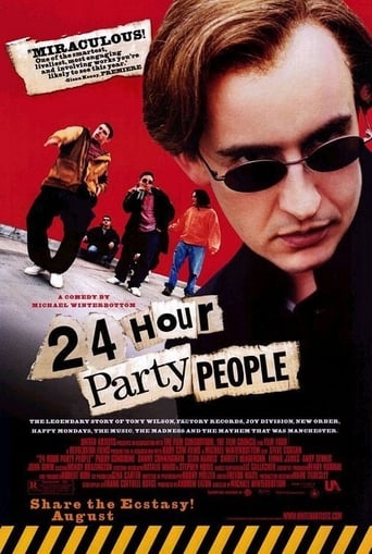 How old was Lennie James in 24 Hour Party People