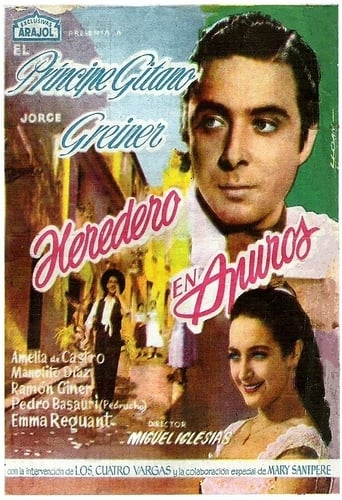 Poster of Heredero en apuros