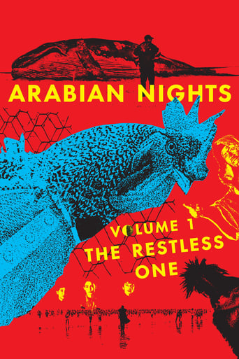 Poster of Arabian Nights: Volume 1, The Restless One