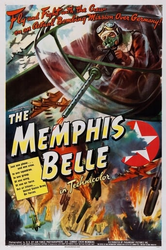 Poster of The Memphis Belle: A Story of a Flying Fortress