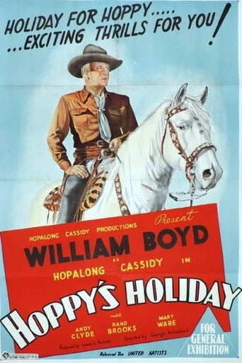 Poster of Hoppy's Holiday