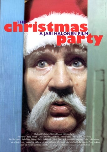 Poster of The Christmas Party