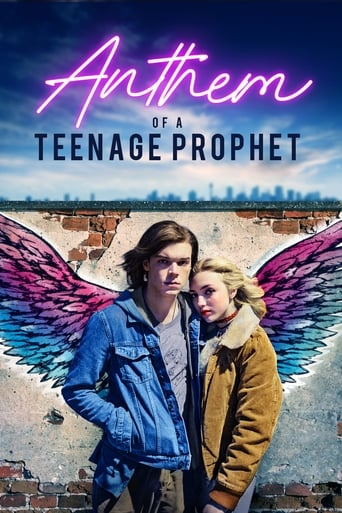 Poster of Anthem of a Teenage Prophet