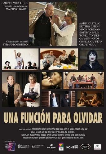 Poster of Una función para olvidar