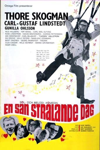 Poster of En sån strålande dag