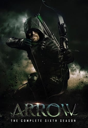 Strėlė / Arrow (2017) 6 Sezonas
