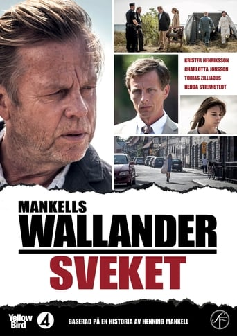 Poster of Wallander 29 - Sveket