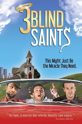 Poster of 3 Blind Saints