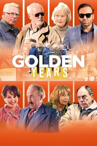 Poster of Golden years - La banda dei pensionati