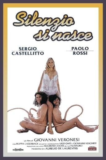 Poster of Silenzio... si nasce