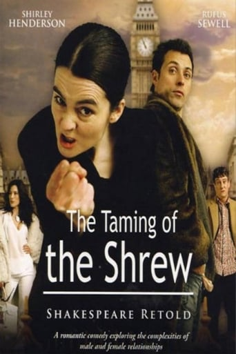 Poster of Shakespeare Retold: The Taming of the Shrew