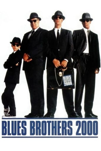 Poster of Blues Brothers 2000