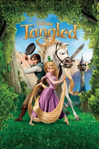 poster Tangled – O poveste încâlcită (2010)