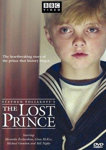 Poster of The Lost Prince