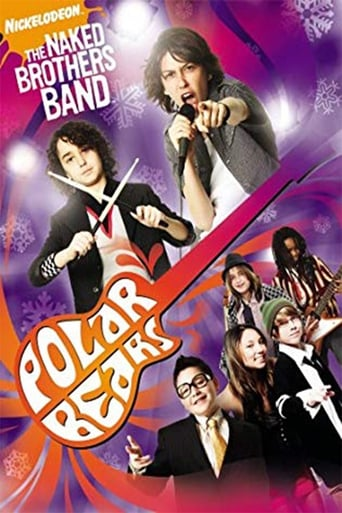 Poster of The Naked Brothers Band: Polar Bears