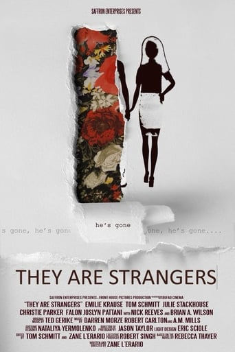 Poster of They Are Strangers