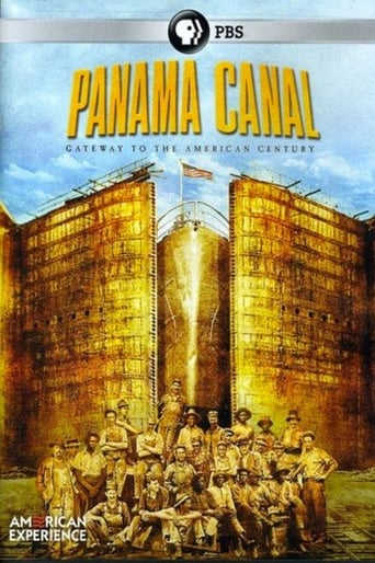 Panama Canal: Gateway to the American Century poster