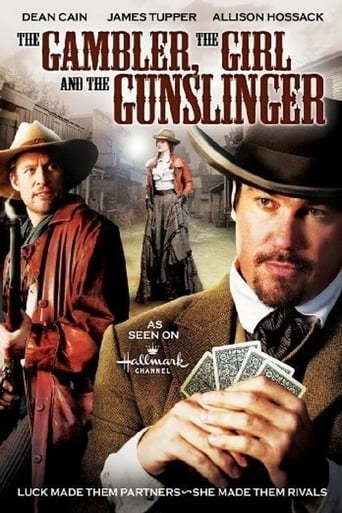 Poster of The Gambler, The Girl and The Gunslinger