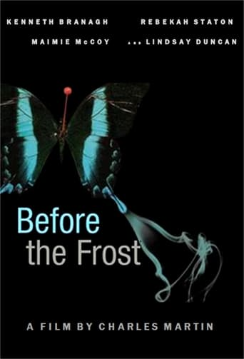 Before the Frost poster