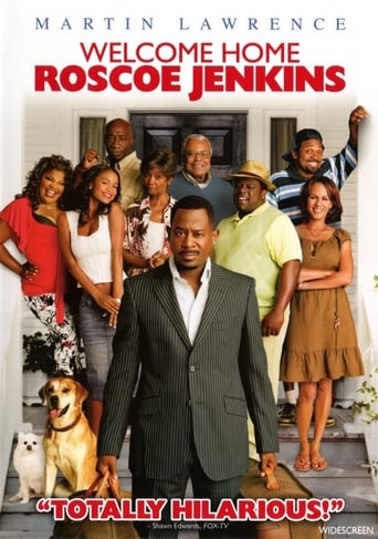 Poster of Welcome Home Roscoe Jenkins