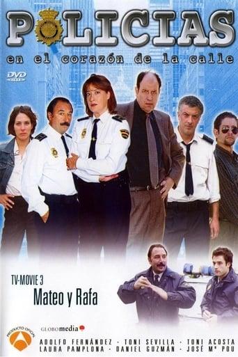 Poster of Policías, en el corazón de la calle