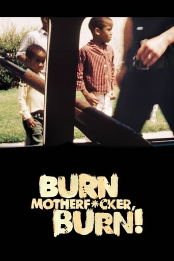 Poster of Burn Motherfucker, Burn!