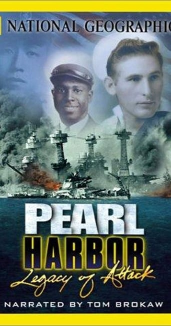 Poster of Pearl Harbor: Legacy of Attack