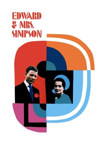 Poster of Edward & Mrs. Simpson