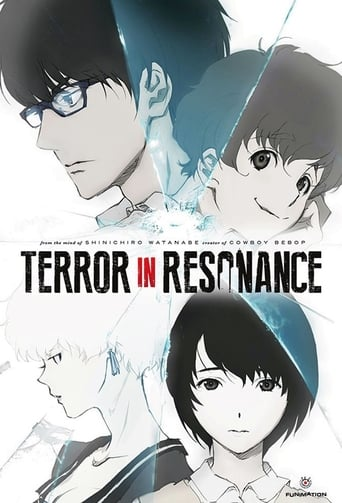 Poster of Terror in Resonance