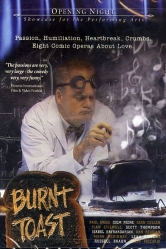Poster of Burnt Toast