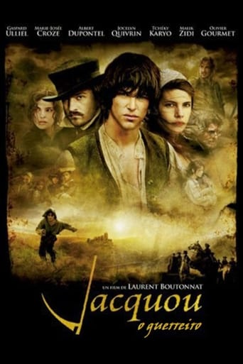 Poster of Jacquou the Rebel