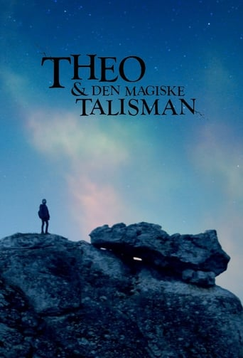 Poster of Theo and the magic talisman