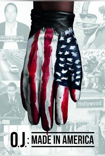 Poster of O.J.: Made in America