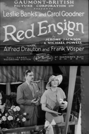 Poster of Red Ensign