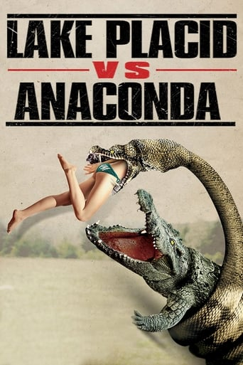 Poster of Lake Placid vs. Anaconda