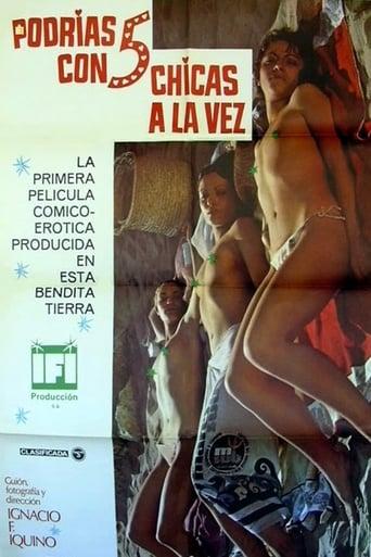 Poster of ¿Podrías con 5 chicas a la vez?