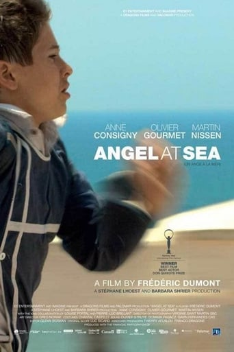 Poster of Angel at Sea