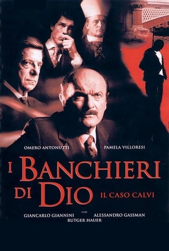 Poster of The Bankers of God: The Calvi Affair