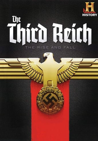 Poster of The Rise and Fall of the Third Reich