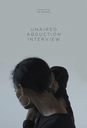 Poster of Unaired Abduction Interview