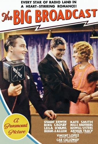 Poster of The Big Broadcast